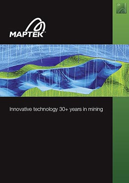 Maptek Overview Brochure