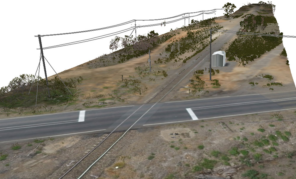 Maptek Forge Airborne Mapping And Laser Scanning