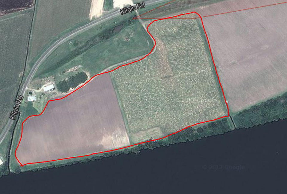 Maptek Forge Land Forming Benefits From Laser System
