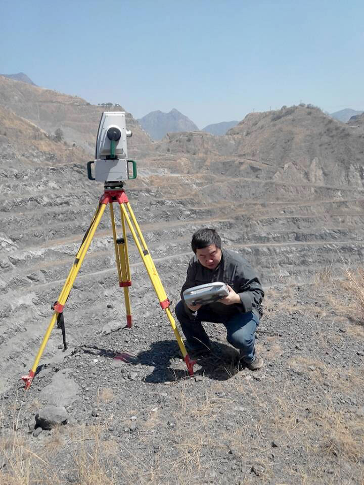 During 2014 The Sichuan Safety Science And Technology Institute Combined 3D Laser Scanning With Other Measurement Techniques For Mine Survey Projects
