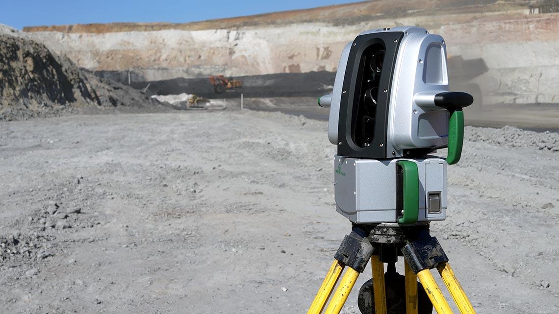 Maptek - R3 series laser scanners