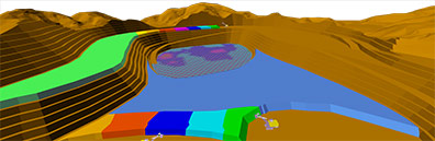 Maptek 3d Mine Planning Mine Design Geology Scheduling In Vulcan