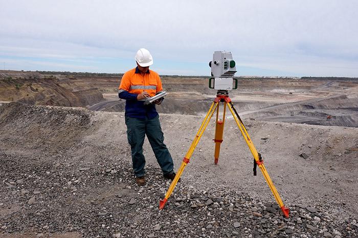 Maptek I-Site 8820 laser scanner