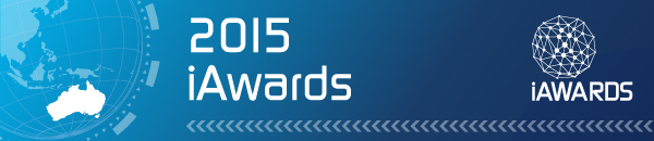 iAwards logo