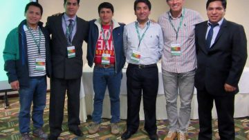 PERU TEAM AND CLIENTS