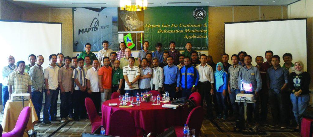 3rd Indonesian 3D Laser Scanning forum