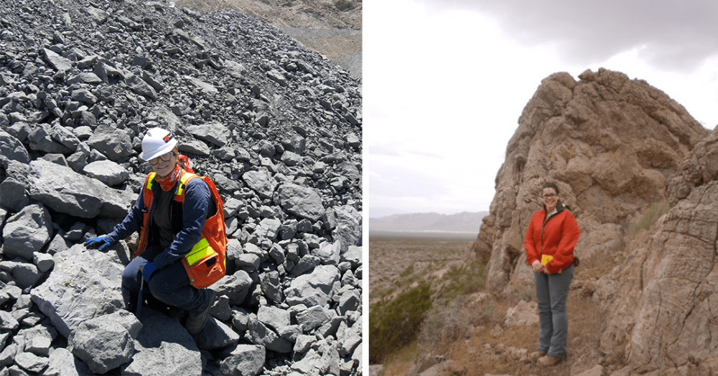 60 seconds with Maureen Moore | Senior Geologist & Training Program Lead