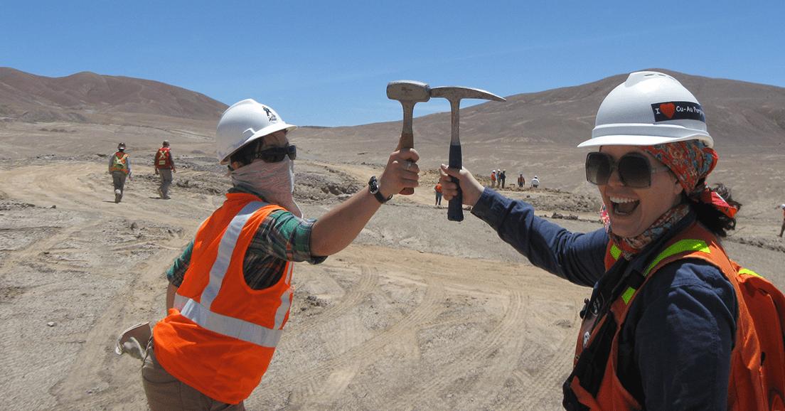 60 seconds with Maureen Moore   Senior Geologist & Training Program Lead