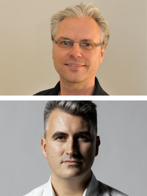 Peter Odins & Matt Pearson