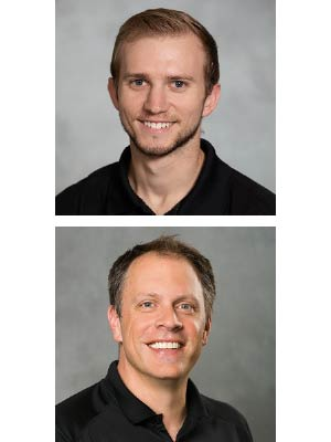 Sawyer Schrader & Todd Packebush