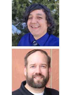 Cesar Carrasco & Paul Richardson