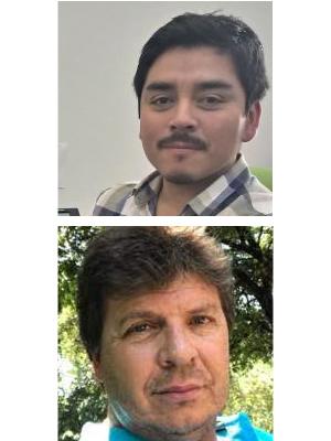Víctor Cavieres & Michael Armstong